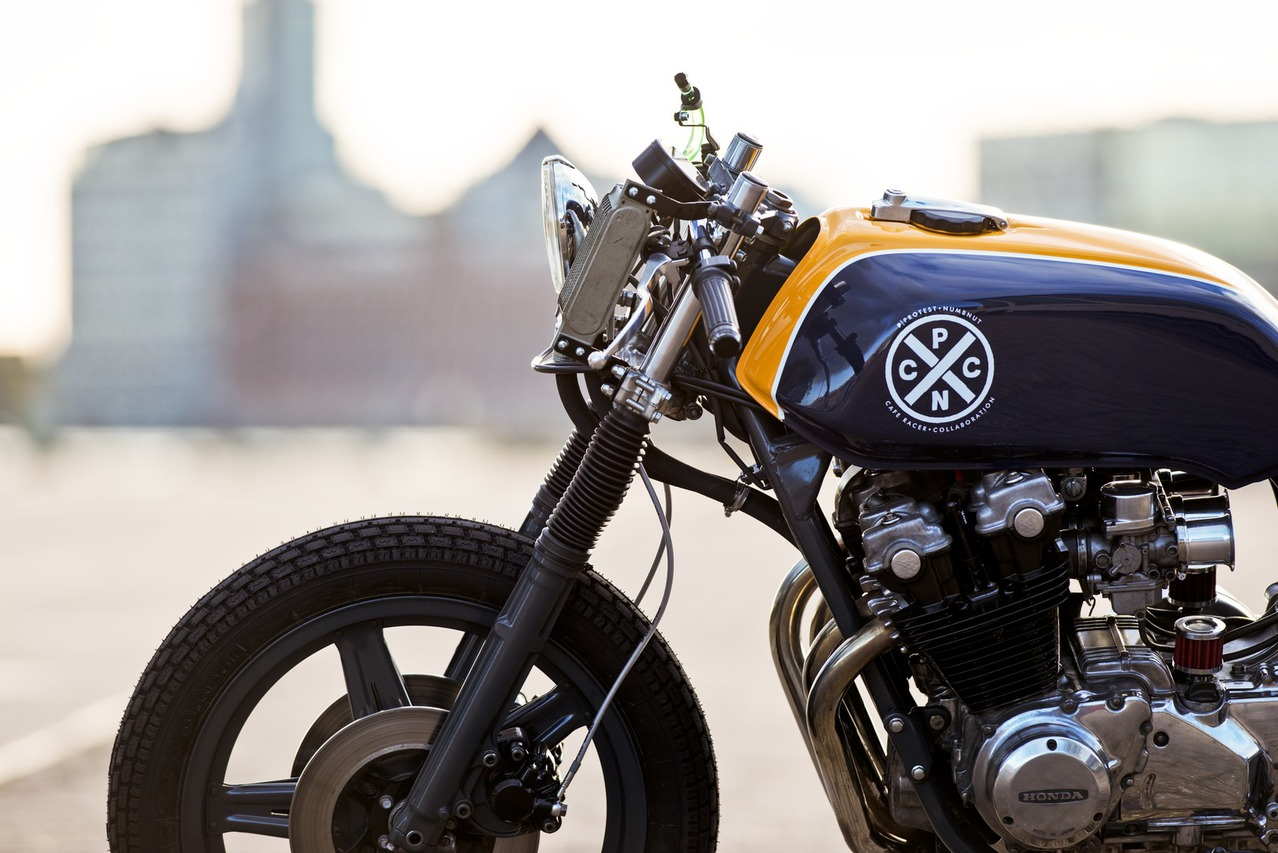 Beste Cafe Racer Basis