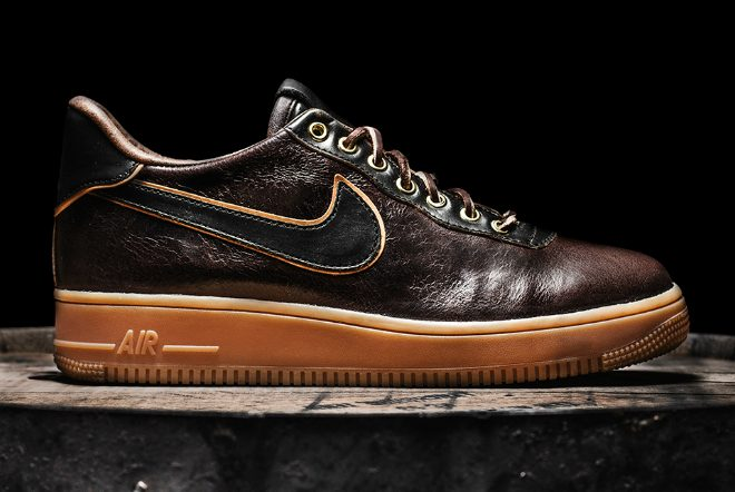 Nike-Air-Force-1-X-Jack-Daniel sneakers gewoonvoorhem 2