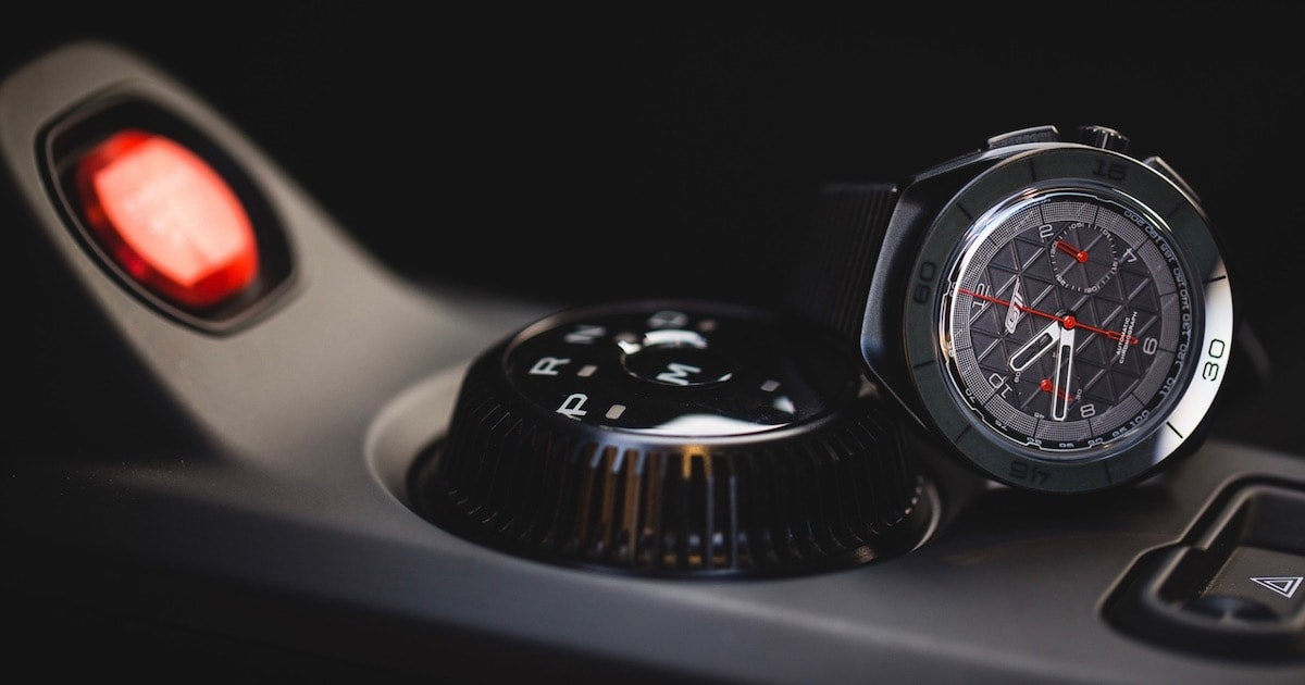 Ford GT Watch 2