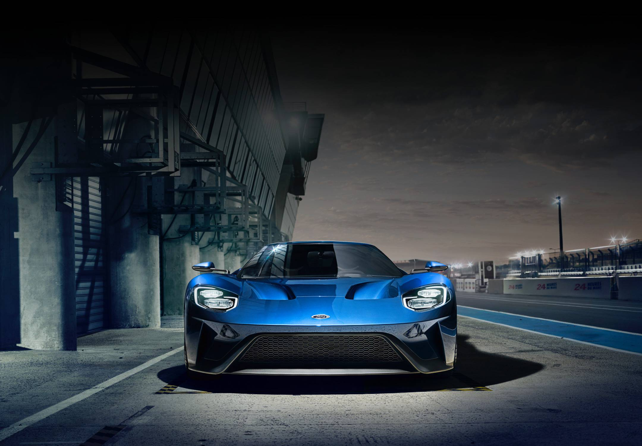 Ford GT Watch 8