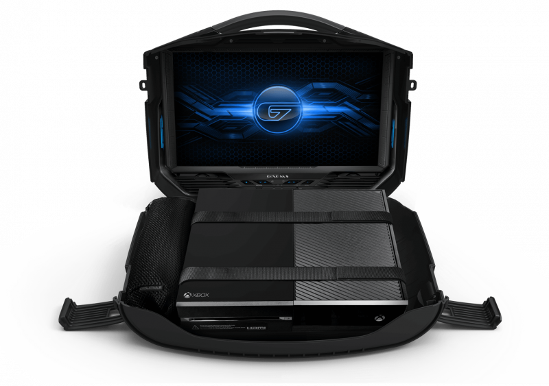 Gaems Sentinel Portable Gaming Station Gewoonvoorhem