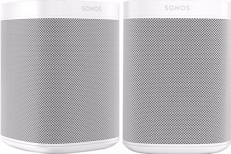 Wannahaves Sonos One Duo Pack Wit