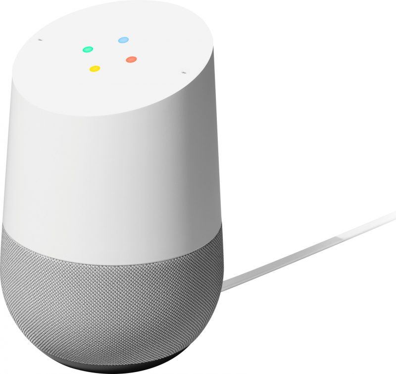 Wannahaves Google Home