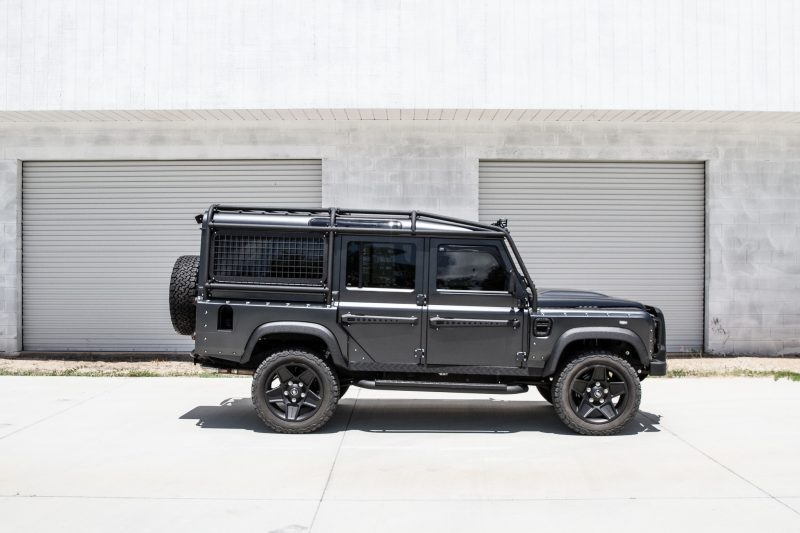 project neo 110 defender