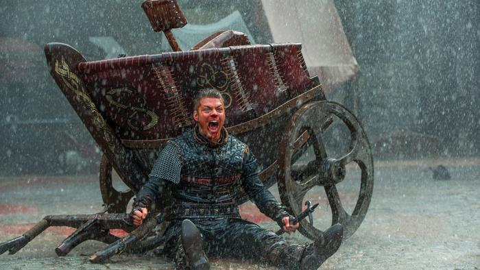 Ivar the Boneless in Vikings