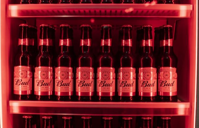 The King is here: Bud bestormt de Nederlandse biertroon