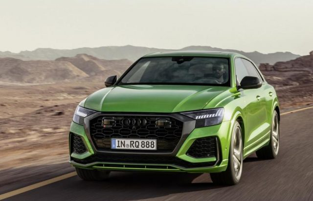 De Audi RS Q8 is de bruutste en snelste Audi-SUV die we kennen