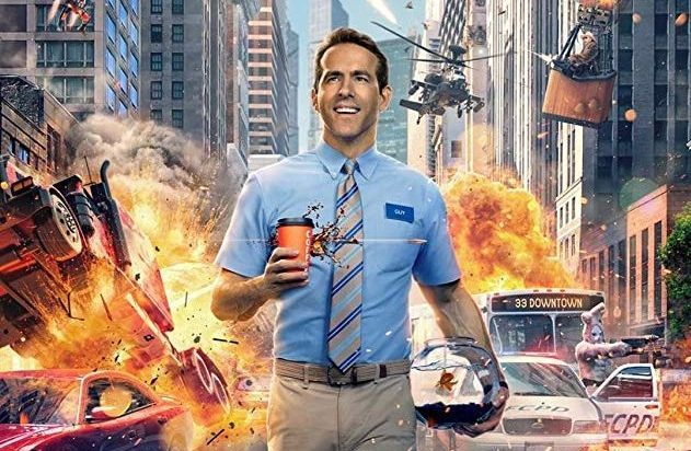GTA komt tot leven in de film 'Free Guy' met Ryan Reynolds