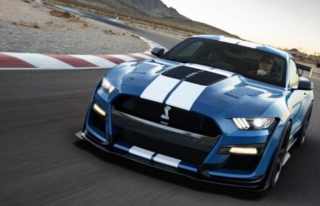Ford Mustang Shelby GT500SE is krachtigste productieauto van Ford ooit