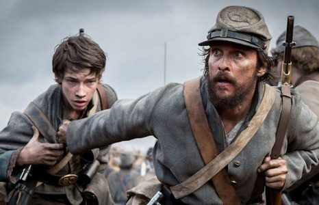 The Free State of Jones met Matthew McConaughey toont heftige Amerikaanse oorlog