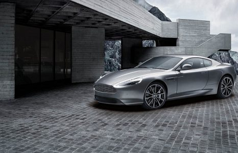 Aston Martin komt met de DB9 GT Bond Edition