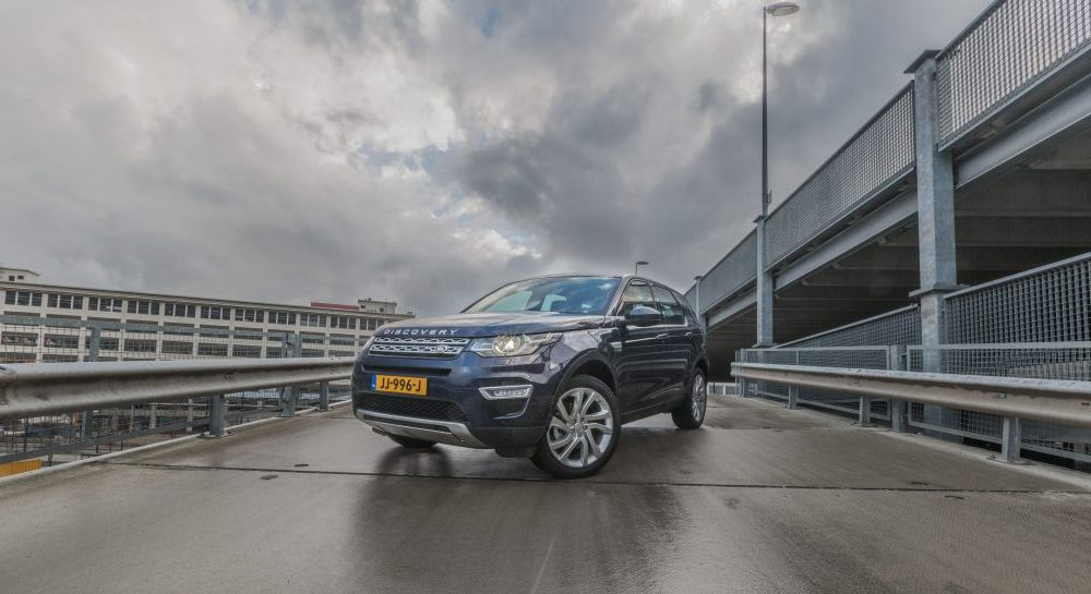Gereden: Range Rover Discovery Sport HSE Luxury