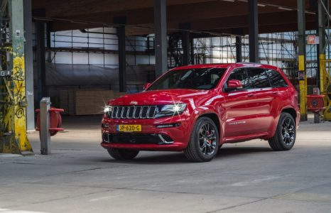 Gereden: Jeep Grand Cherokee SRT