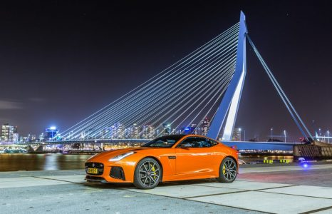Gereden: de Jaguar F-Type SVR + autobahn video
