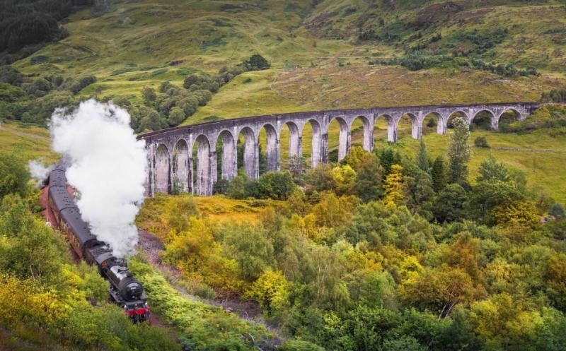 Met de whiskytrein 'The Royal Scotsman' door Schotland is de ultieme reis!