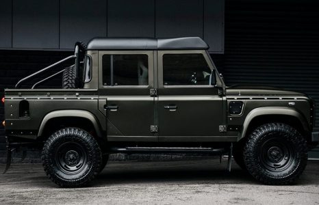 Brute Defender Pickup ontworpen door Kahn Design