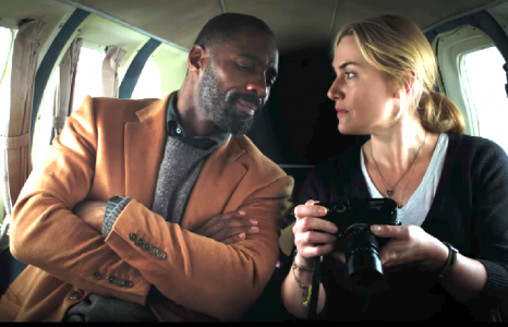 Check de trailer van spannende actiedrama 'The Mountain Between Us' met Idris Elba