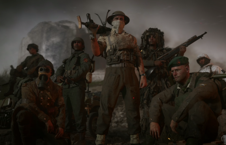 Brute multiplayer trailer van Call of Duty WWII is onthuld, check hem hier!