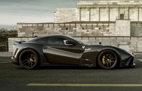 De next-level Novitec Rosso Ferrari F12 N-Largo-S