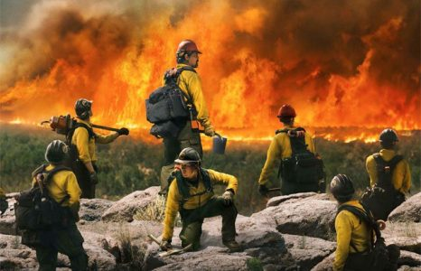 Respect firefighters en check de nieuwe brandweerfilm 'Only The Brave'