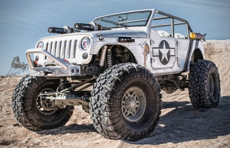 Hauk Designs gaat next level met hun 2010 Jeep Wrangler JK 'Tomahauk'-build