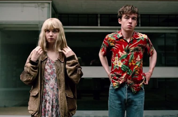 Critici zijn razend enthousiast over nieuwe Netflix serie: The End of the F**ing World