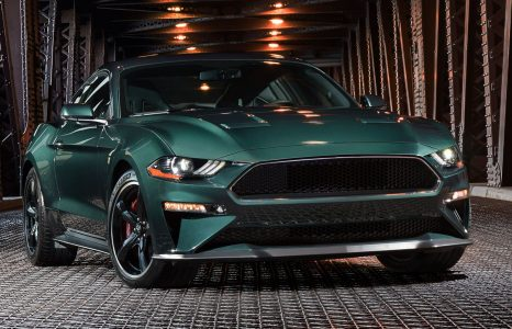 Ter ere van the mean and green 50th anniversary: Ford Mustang Bullitt