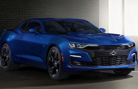 Chevy presenteert de nóg dikkere muscle car: Chevrolet Camaro 2019