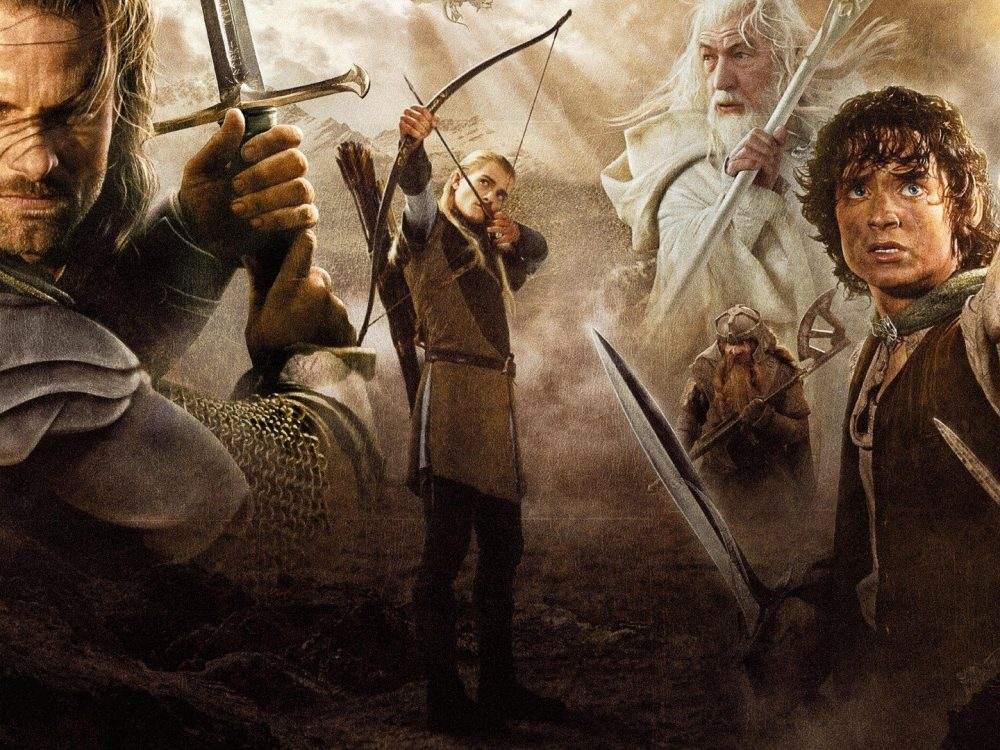 'The Fall of Gondolin' is het volgende verhaal van Lord Of The Rings