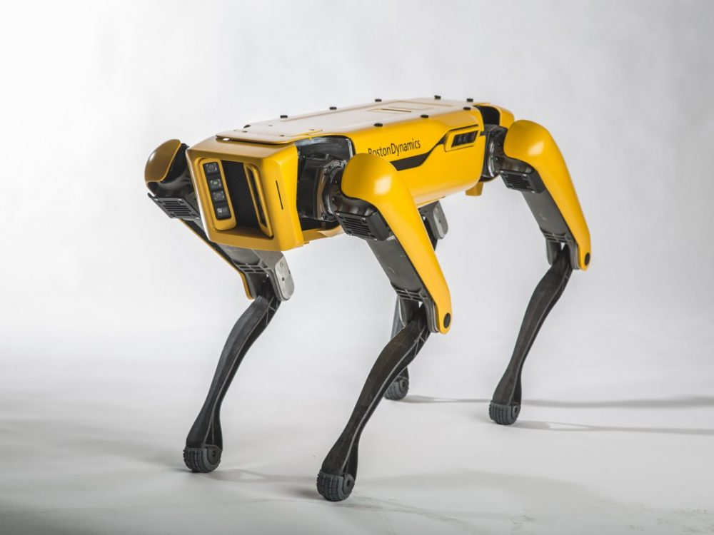 In 2019 kun jij je eigen intelligente robothond van Boston Dynamics kopen