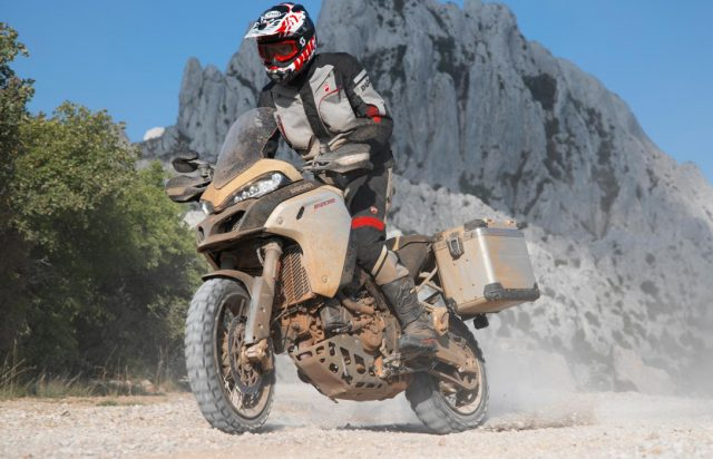 Ducati Multistrada 1260 Enduro is dé ultieme reismotor