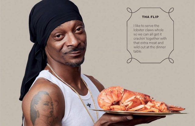 From Crook to Cook! Dit is het nieuwe kookboek van Snoop Dogg