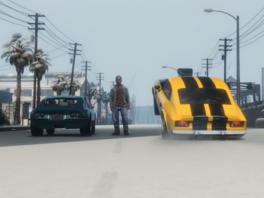 De GTA 5 Film (4K) 'Overheat: Redline Run' is een mustwatch voor alle fans