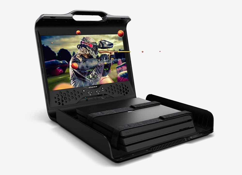 Overal te allen tijde gamen met de GAEMS Sentinel Portable Gaming Station