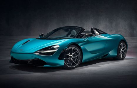 De McLaren 720s Spider is een moderne superauto