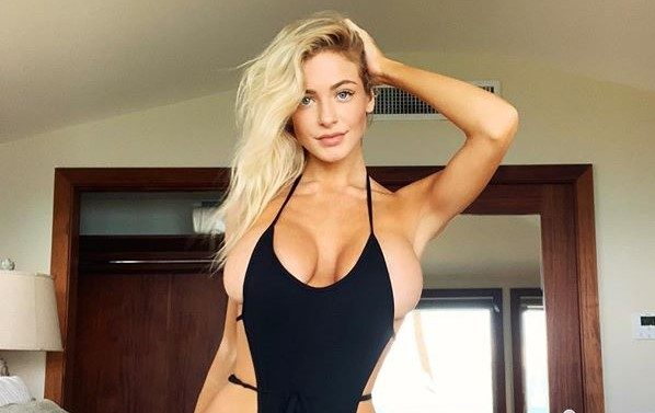 Hannah Palmer is dé natural beauty onder de blondines