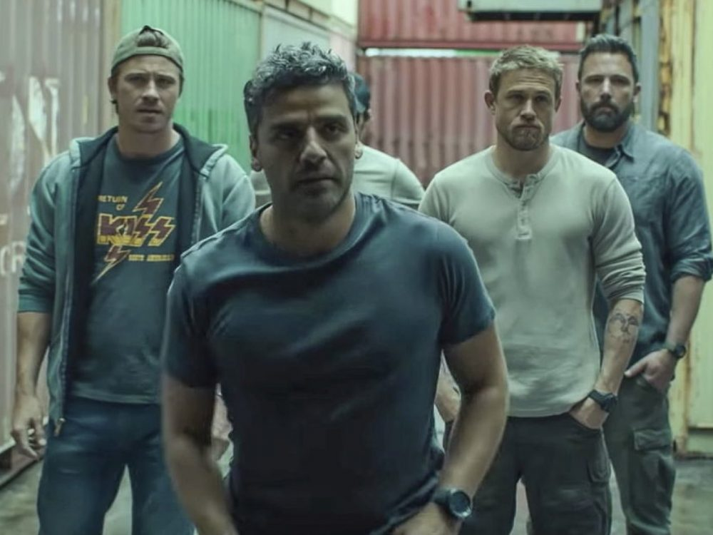 Ben Affleck gaat in de Netflix-film Triple Frontier eventjes een Drugs Kartel beroven