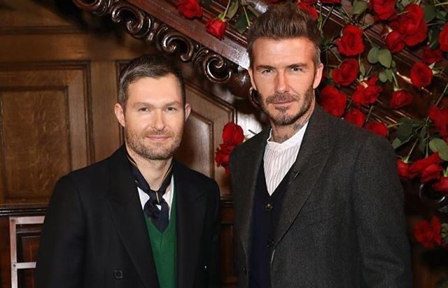 Dit is de snoeiharde Peaky Blinders collectie van David Beckham