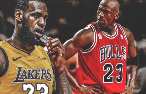 Michael Jordan of LeBron James? De beste basketballer van de wereld is…