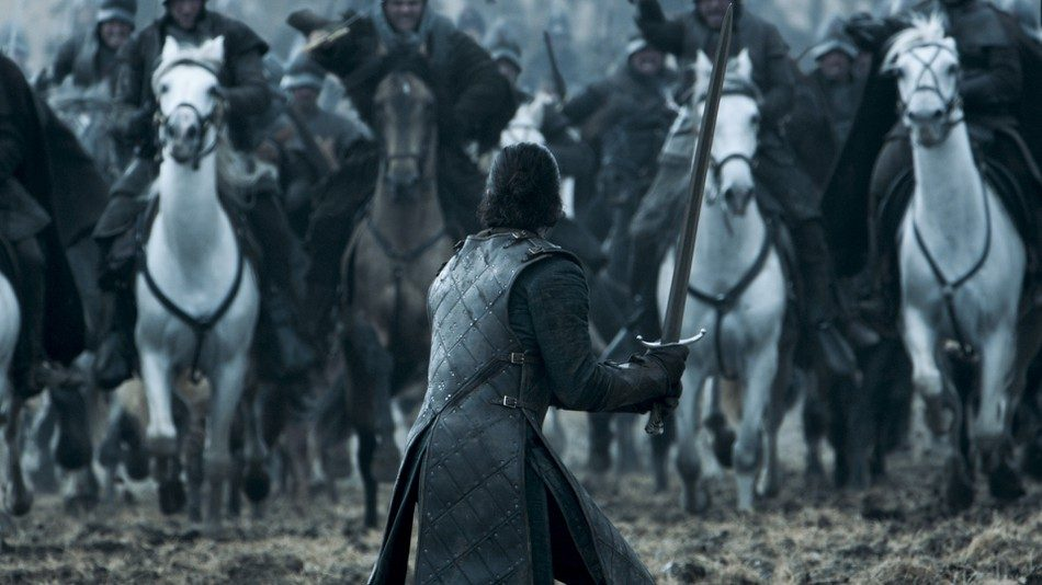 De trailer van de Game of Thrones docu 'The Last Watch' is eindelijk hier