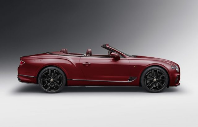 Bentley Number 1 Edition is een ode aan 100 jaar Bentley